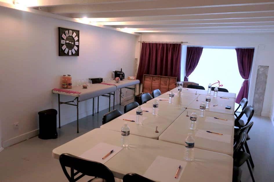 Teambuilding - salle de réunion - escape game - Grenoble